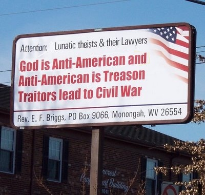 christian billboard one
