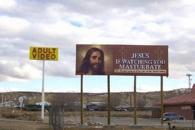 christian billboard two